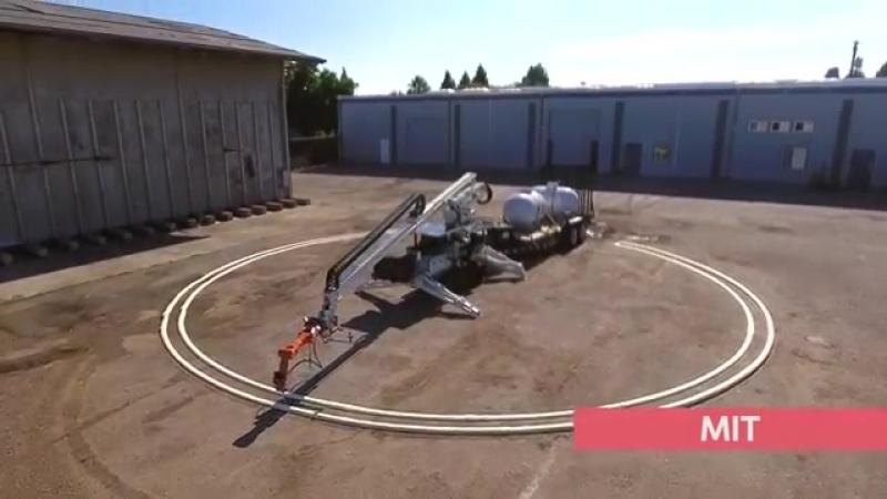 Роботы-строители - обзор от Robohunter