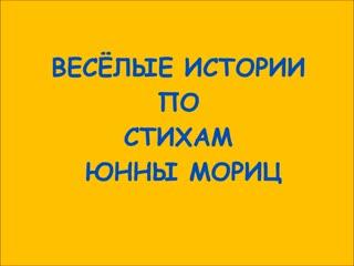стихи Юнны Мориц ДШИ 13