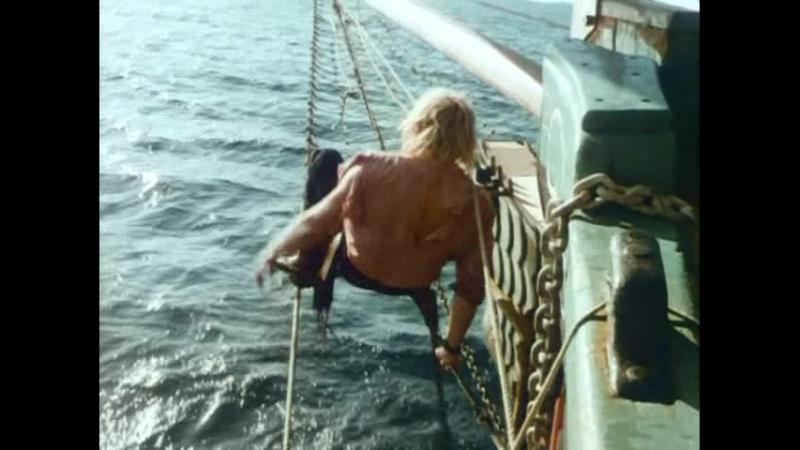 Таинственный остров 5 серия (1973)