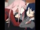 Zero Two x Ichigo | Darling In The FranXX | Anime vine