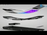 Леново - гибкие-складывающиеся планшет и смартфон / Tech World: Lenovo CPlus & Folio - foldable smartphone and tablet