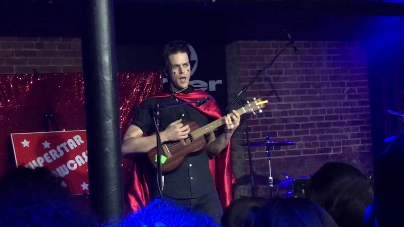 "I Don't Know How But They Found Me: Dallon Weekes Singing ""Door"""