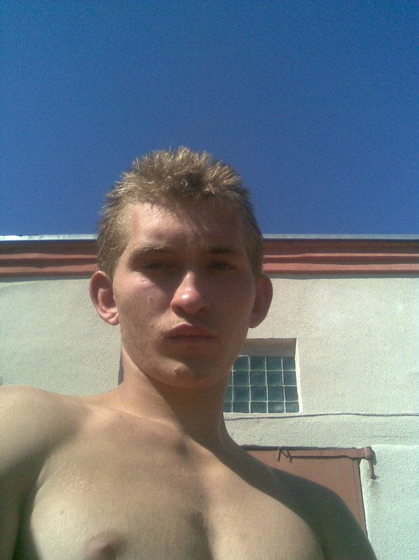 Vashchilin, 25, Roslavl