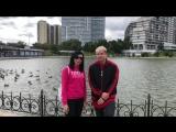 Вайбс и Юлия Халина (Приглашение на концерт в Оренбурге)