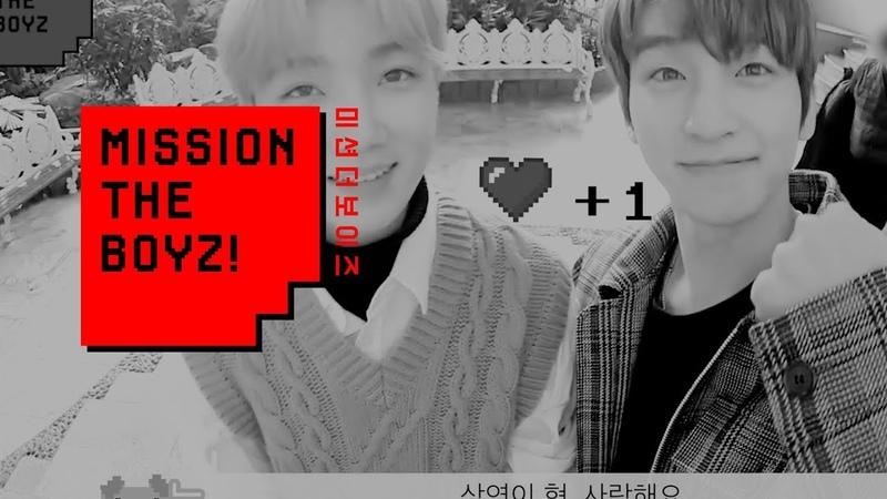 [MISSION THE BOYZ] 2019 황금돼지편(Golden Pig SP) ep.2 (ENJPES)