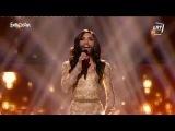 Eurovision 2014 Austria: Conchita Wurst - Rise Like a Phoenix (2nd Semi-Final)