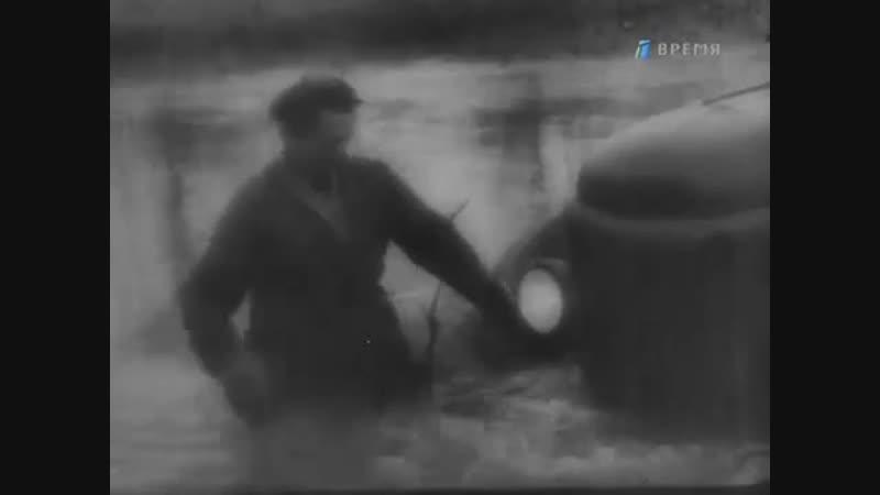 Здравствуй, земля целинная - кинохроника 50-х гг
