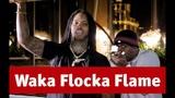 Waka Flocka Flame &amp DJ Whoo Kid обсуждают русский рэп в Видеосалоне №93