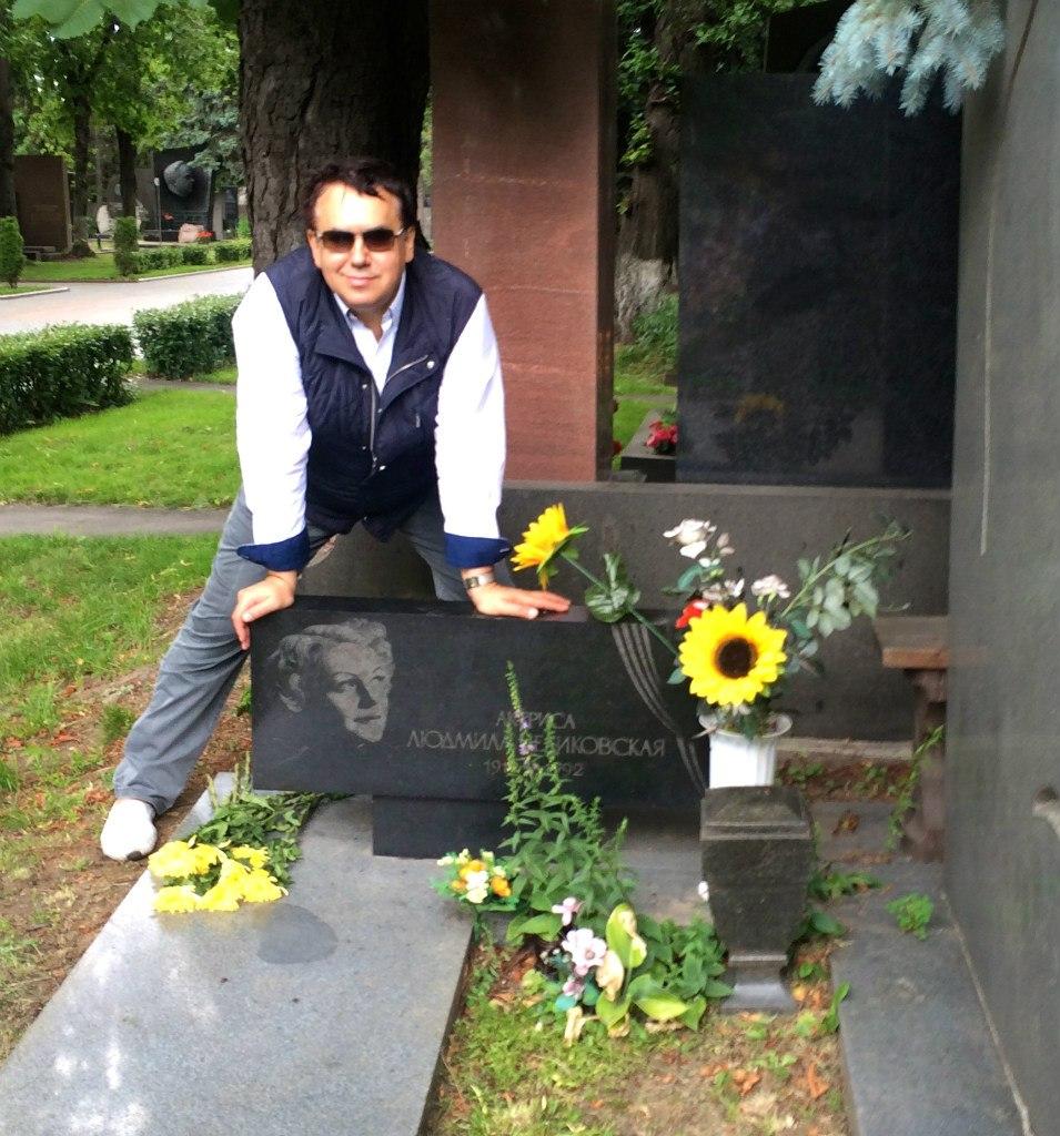 метлицкая ирина похороны фото
