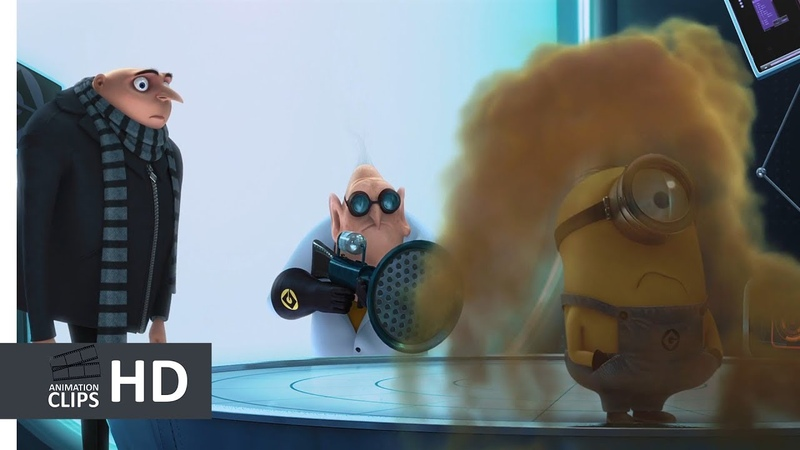 Çılgın Hırsız (511) - Grunun Laboratuvarı (2010) HD