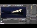 Illuminazione Notturna di un Esterno con Vray e Cinema 4D - MyArch