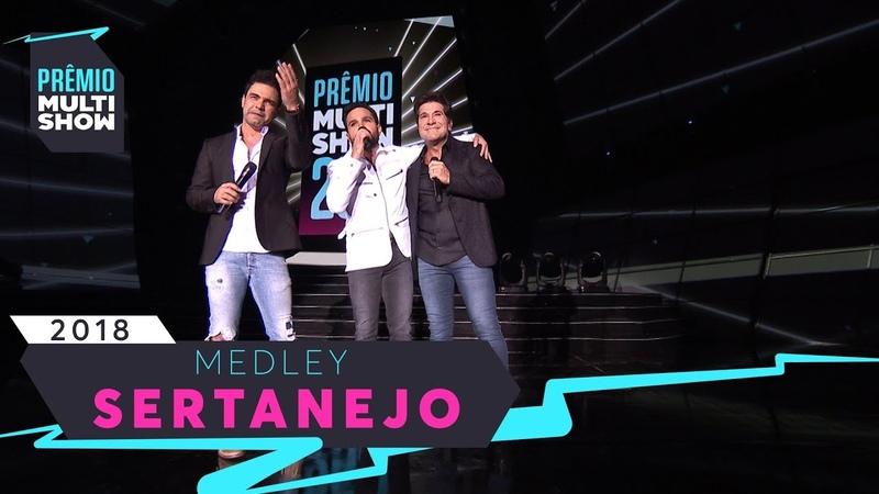 Pão de Mel Adoro Amar Você Maus Bocados   Sertanejo   Prêmio Multishow 2018
