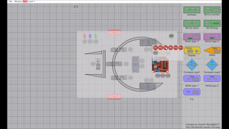 Урок 7 Подключение драйвера двигателей к контроллеру