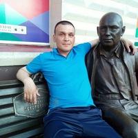 Анкета Сергей Егорушин