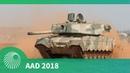 AAD 2018 Olifant Mk2 vehicle mobility demonstration
