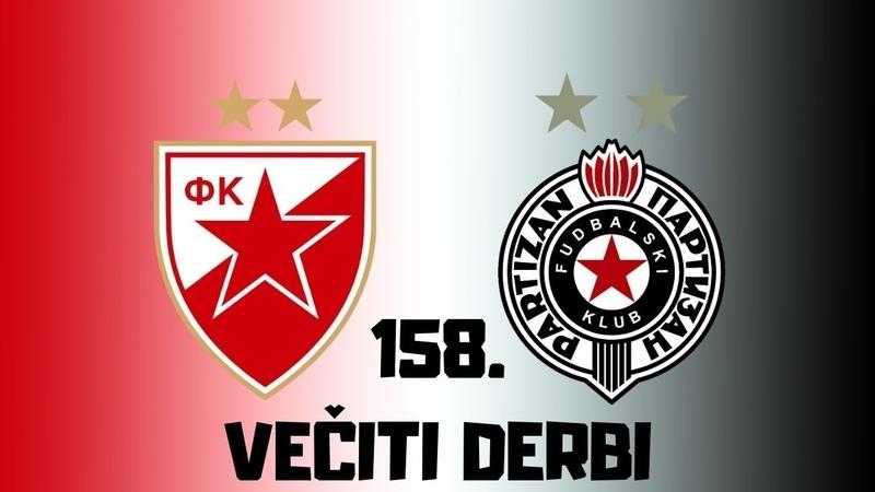 Crvena Zvezda vs Partizan 1 1 GOLOVI l HD