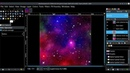 How to draw nebula star space uses GIMP 2 10 fast and easy