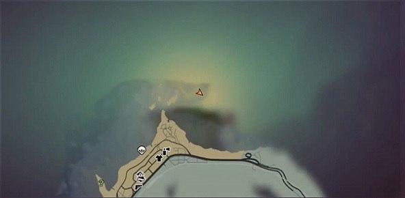 Где находится военная база в GTA 5