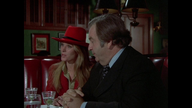 Коломбо - Сезон 3 (1973—1974) - Серия 5 Роман без окончания