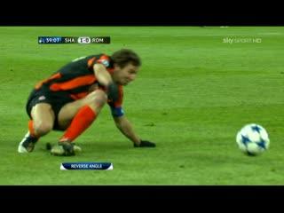 192 CL-2010/2011 Shakhtar Donetsk - AS Roma 3:0 (08.03.2011) HL