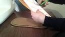 Moldes para pantunflas de bota