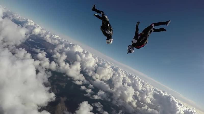 Skydiving in slow motion with Jokke Sommer - GoPro Hero