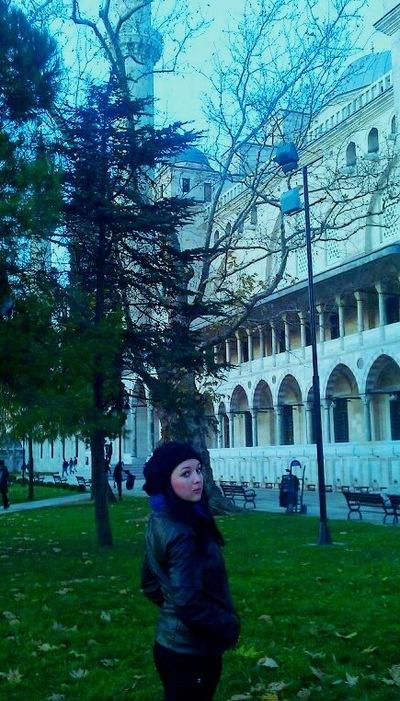 Нина Данбулатова, 9 апреля , Санкт-Петербург, id2623947