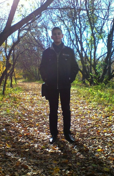 Алексей Дмитренко, 22 сентября 1996, Дружковка, id135199638