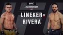 JOHN LINEKER vs. JIMMIE RIVERA EA SPORTS UFC 3 CPU vs. CPU GAME PS4