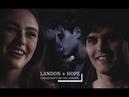 Landon Hope | C'mon you and me [1x02]