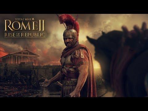 Total War ROME II Rise of the Republic Campaign Pack 16