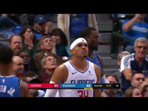 Даллас Маверикс - Лос-Анджелес Клипперс Обзор матча NBA 23012019