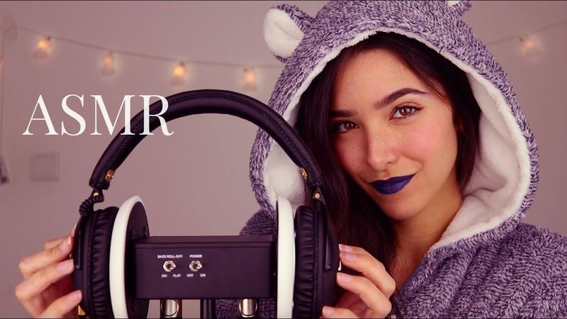 ASMR Intense Ear Relaxation (Headphones, Ear Muffs, Scratching, Tapping, Heaven.)