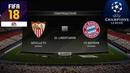 FIFA 18 - ПРОГНОЗ│1/4 ЛИГА ЧЕМПИОНОВ 2018│СЕВИЛЬЯ - БАВАРИЯ/Sevilla - Bayern/