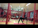 Exotic Pole Dance - Warm Up
