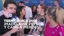 Teen Choice 2018 | Madelaine Petsch y Camila Mendes