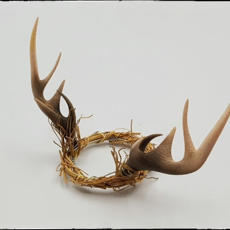 Antler crown from TRUE DETECTIVE