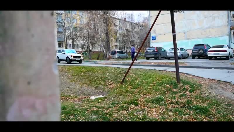 Абрам TV Агрессивная LED ОПТИКА на Лада Нива под Урбан