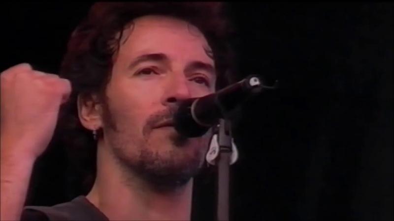 Bruce Springsteen 1992–1993 World Tour - Songs from Stockholms Stadion, Stockholm, Sweden 05/28/1993