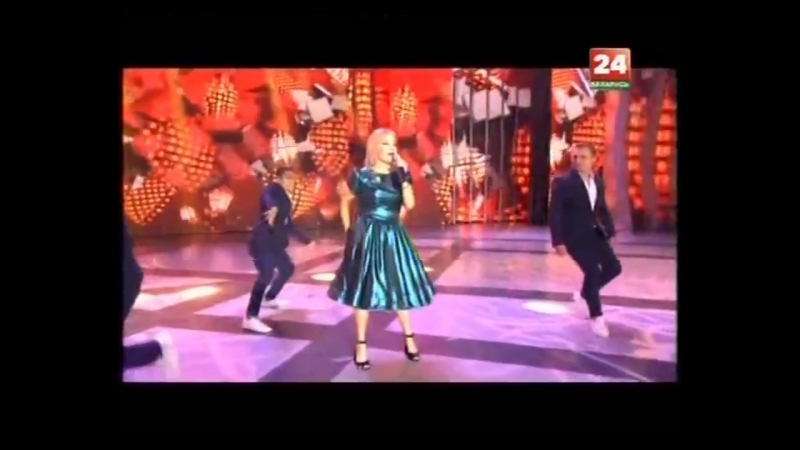Татьяна Буланова Славянский базар. Изумрудное платье от August van der Walz