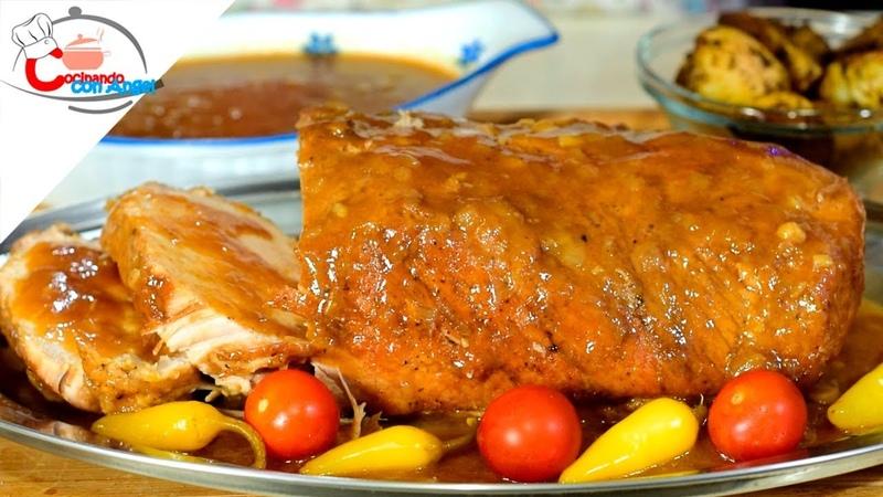 El Más Delicioso Lomo de Cerdo SIN HORNO | Recetas de NAVIDAD