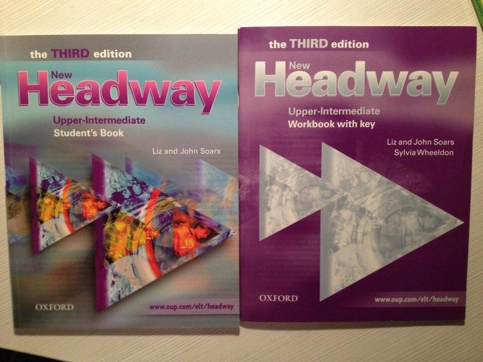 Headway Intermediate 4 Издание Учебник