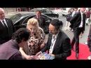 Monsters University Premiere in Paris - Arrival of Catherine Deneuve and Jamel Debbouze