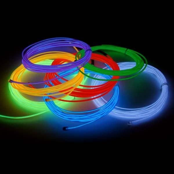 Как сделать светящийся обруч