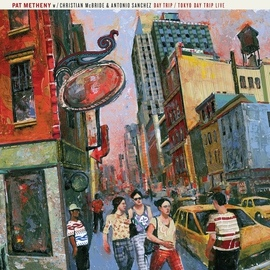 Pat Metheny альбом Day Trip