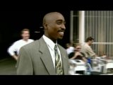 1996 - 2PAC On Set Of Gang Related