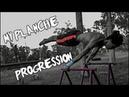 My 2 years planche progression - 2017