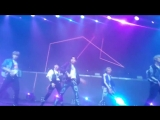 VK180812 MONSTA X fancam - From Zero @ THE 2nd WORLD TOUR 'THE CONNECT' in Sao Paulo