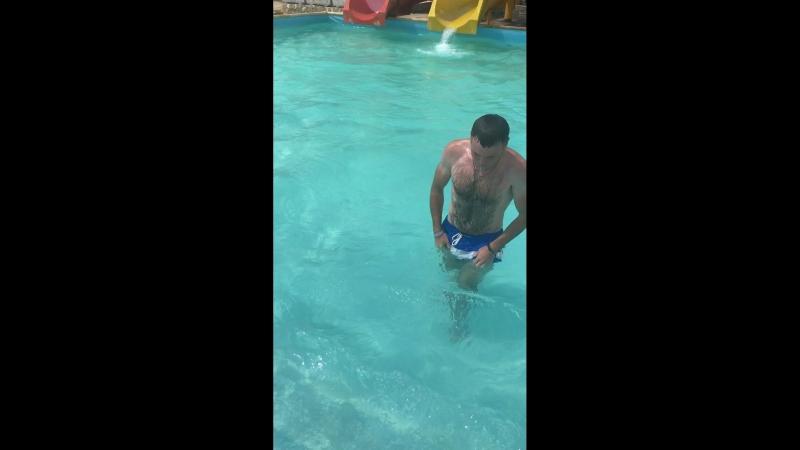 ТУНИС и снова аквапарк нашего отеля