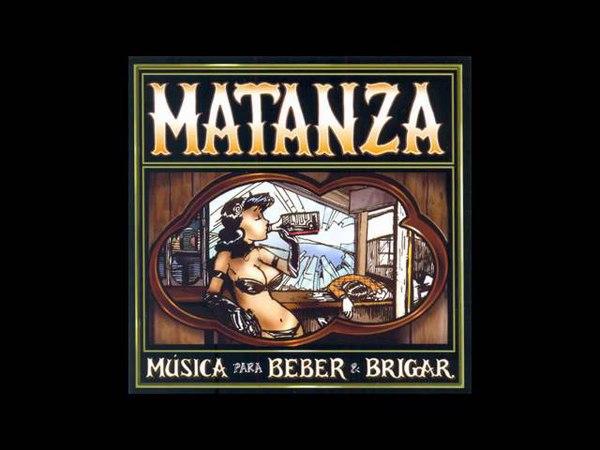 Matanza -Música Para Beber e Brigar (Álbum Completo/Full Album)